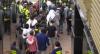 Manifestantes são presos durante protestos em Hong Kong