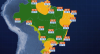 Previsão do Tempo: Fortaleza terá máxima de 33 graus na sexta-feira (29)