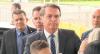 Bolsonaro diz que usará canal aberto com Trump para falar de taxação do aço