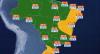 Previsão do Tempo: Fortaleza terá máxima de 32°C na quarta-feira (18)