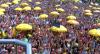 Mais de 100 blocos animam o pós-carnaval nas ruas de São Paulo