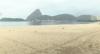 Coronavírus: praias do Rio ficam desertas por conta do isolamento do estado