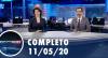 Assista à íntegra do RedeTV News de 11 de maio de 2020
