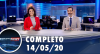 Assista à íntegra do RedeTV News de 14 de maio de 2020