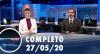 Assista à íntegra do RedeTV News de 27 de maio de 2020