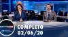 Assista à íntegra do RedeTV News de 02 de junho de 2020