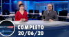 Assista à íntegra do RedeTV News de 20 de junho de 2020