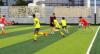 Amistoso de futebol marca retorno à normalidade em Macau, na China