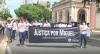 Caso Miguel: Familiares e amigos fazem manifestação em Recife
