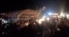 Avião se parte em dois ao pousar em aeroporto na Índia