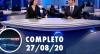 Assista à íntegra do RedeTV News de 27 de agosto de 2020