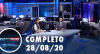 Assista à íntegra do RedeTV News de 28 de agosto de 2020