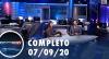 Assista à íntegra do RedeTV News de 7 de setembro de 2020