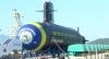 Bolsonaro participa de batismo e lançamento de submarino, no Rio