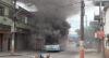 Famílias queimam ônibus em protesto após sumiço de crianças no Rio