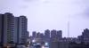 Redução no número de raios ocorre por diminuição da poluição, diz estudo