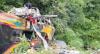 Acidente de ônibus em Guaratuba deixa mortos e dezenas de feridos