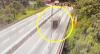 Vídeo mostra momento em que ônibus tomba em acidente no Paraná