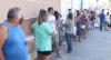 Vacinação suspensa causa tumulto em Belford Roxo