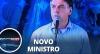 Bolsonaro se reúne com presidente do STF para tratar sobre nomeação