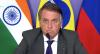 Bolsonaro elogia parceria com a China