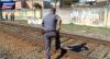 Traficantes são presos após perseguição em linha de trem
