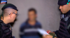 Traficante flagrado dispensando droga tenta negar crime