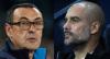 Técnico italiano do Chelsea cai na graças de Pep Guardiola