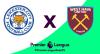 RedeTV! transmite Leicester x West Ham às 13h25 deste sábado