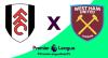 RedeTV! transmite Fulham x West Ham às 15h15 deste sábado (15)