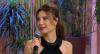 Júlia Pereira fala sobre carreira e relembra entrevista com Eros Ramazzotti