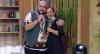 Faa Morena ganha parabéns dos artistas pelos 17 anos de Ritmo Brasil