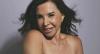"""Atriz Claudia Alencar sobre posar nua para revista: """"Foi muito difícil"""""""
