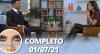 Sensacional (01/07/21)   Completo