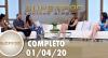 SuperPop conta histórias de trisais (01/04/2020) | Completo