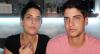 Miguel nasceu gêmea de Natália antes de se tornar homem trans