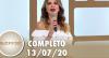SuperPop recebe ator Nizo Neto (13/07/20) - Completo