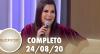SuperPop com Mara Maravilha (24/08/20) | Completo