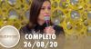 SuperPop com Andressa Urach (26/08/20) | Completo