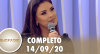SuperPop com Ivy Moraes (14/09/20) | Completo
