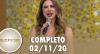 SuperPop: Carlinhos Aguiar (02/11/20) | Completo