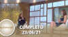 SuperPop: Nubia Oliiver 'na mira da mídia' (23/06/21) | Completo