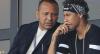 Imagem mostra conversa entre pai de Neymar e ex-advogado de suposta vítima