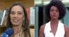 """Carla Vilhena sobre crítica a Maju Coutinho: """"Jamais faria algo pra magoar"""""""