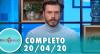 Tricotando (20/04/2020)   Completo