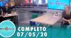 Tricotando (07/05/2020) | Completo