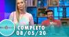 Tricotando (08/05/2020) | Completo