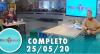 Tricotando (25/05/2020) | Completo