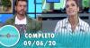 Tricotando (09/06/2020) | Completo