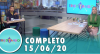 Tricotando (15/06/2020) | Completo